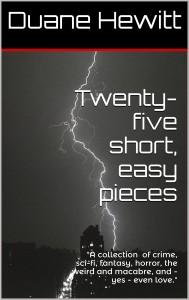 Twenty-five short, easy pieces