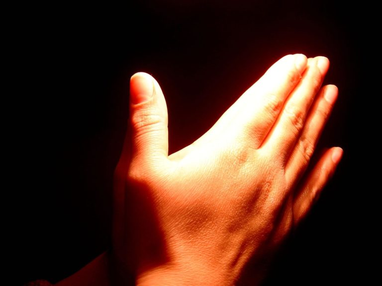 The Power of Prayer – even if you don't believe